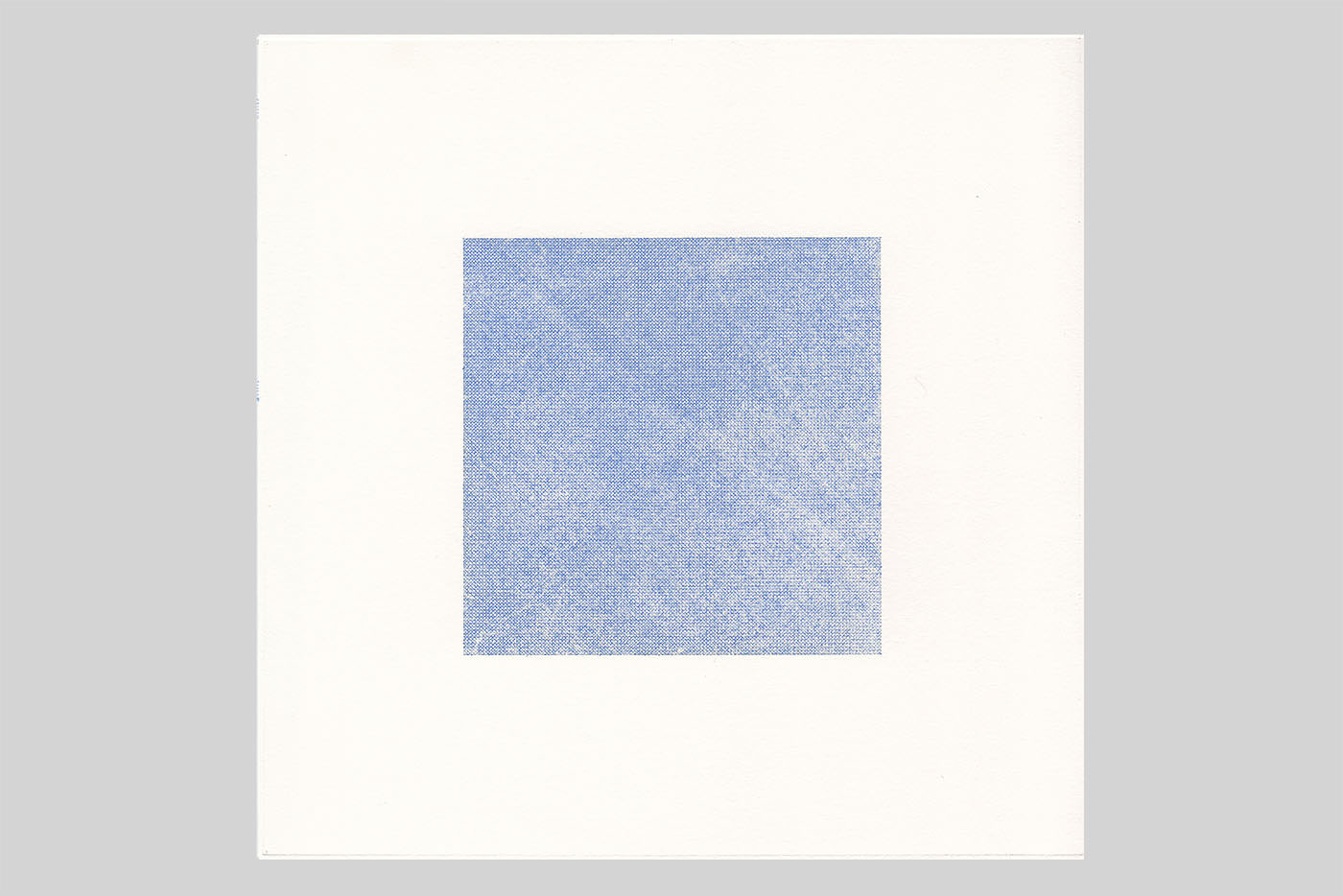 square lines 2, アルシュ紙にエッチング(etching on arches paper), 350 × 350cm, 2014